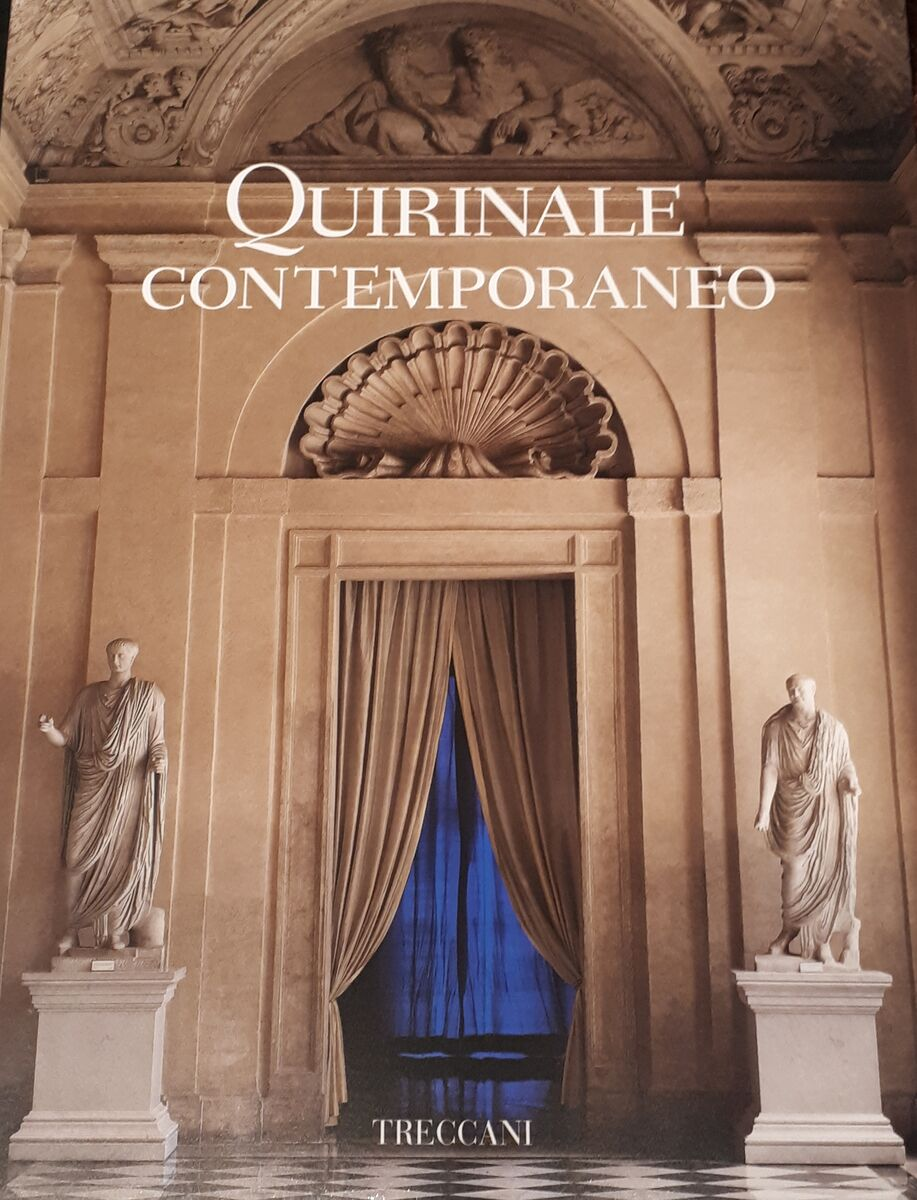 THE EXCELLENCE VETROGIARDINI IN THE ARTISTIC HERITAGE OF QUIRINALE